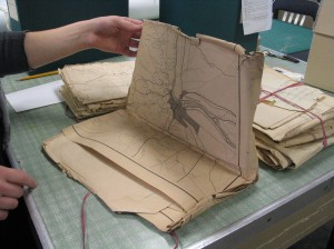 Investigating maps from the A. A. Humpreys collection - DCA Project